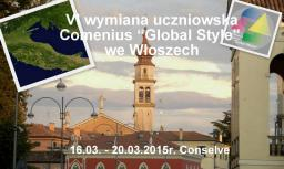 Comenius we Włoszech
