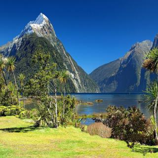 Mr Blair Anderson: Learn about New Zealand
