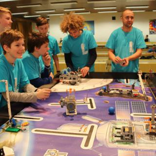 First LEGO League 2018/2019
