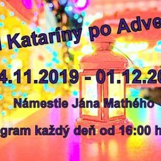 OD KATARÍNY PO ADVENT