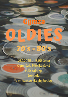 Gymza Oldies Party