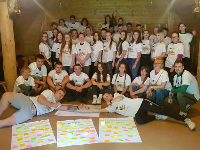 "Erasmus+ : ""Connected through  sport – common future of youth from Europe"""